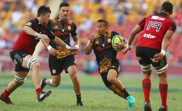 Tim Nanai-Williams has been ruled out for the Super Rugby season