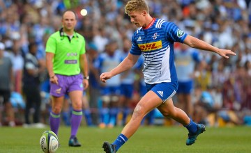 Robert du Preez of the Stormers will see a specialist