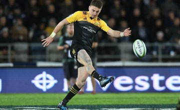 Beauden Barrett will captain the Hurricanes against the Rebels
