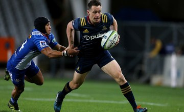 Fullback Ben Smith returns for the Highlanders