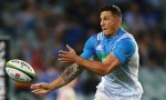Sonny Bill Williams of the Blues is still on the injury list