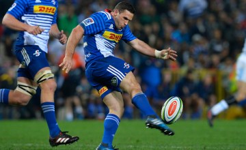 Shaun Treeby of the Stormers