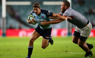 Jake Gordon of the Waratahs
