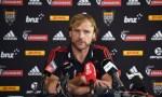 Crusaders Super Rugby Head Coach Scott Robertson
