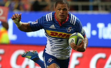 Juan de Jongh of the Stormers during the Super Rugby match between DHL Stormers and Sunwolves
