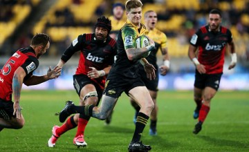 Jordie Barrett of the Hurricanes will play Super Rugby against the Highlanders this weekend