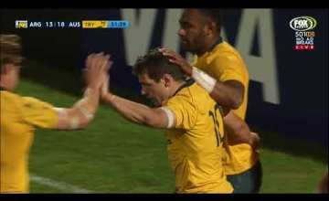 Rugby Championship, Video Highlights