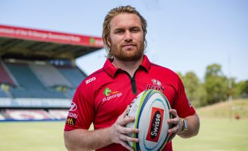 Ben Lucas will play Super Rugby for the Reds in 2018