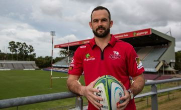 Jono Lance will play Super Rugby for the Reds again in 2018