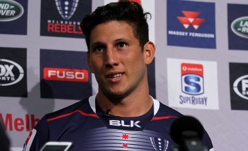 Adam Coleman returns to play Super Rugby for the Rebels