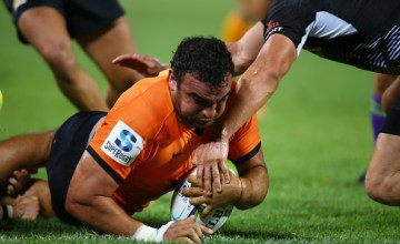 Agustn Creevy (captain) of the Jaguares