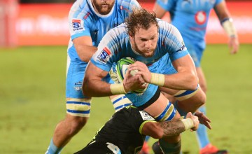 RG Snyman returns to the Bulls Super Rugby team