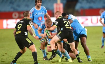 Adriaan Strauss will set a new SA Super Rugby record