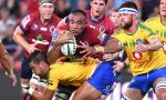 Caleb Timu returns to Super Rugby for the Reds this weekend