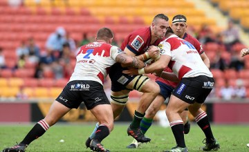 Izack Rodda will captain the Reds in Super rugby this weekend