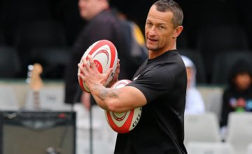 Carlos Spencer has been appointed Hurricanes Super rugby coach