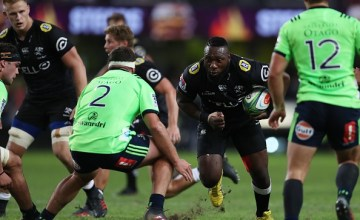 The Highlanders host the Sharks this weekend