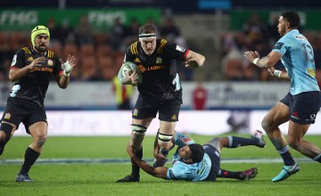 Brodie Retallick returns to Super rugby this weekend