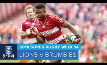 Super Rugby, Super 15 Rugby, Super Rugby Video, Video, Super Rugby Video Highlights ,Video Highlights, Lions, Brumbies, Super15, Super 15, SuperRugby