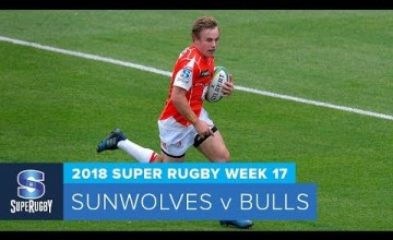 Super Rugby, Super 15 Rugby, Super Rugby Video, Video, Super Rugby Video Highlights ,Video Highlights, Sunwolves, Bulls , Super15, Super 15, SuperRugby