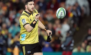 Jeff Toomaga-Allen has been named to play in his 100th Super Rugby match