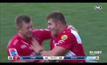 Super Rugby, Super 15 Rugby, Super Rugby Video, Video, Super Rugby Video Highlights ,Video Highlights, Lions , Bulls , Super15, Super 15, SuperRugby