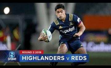 Super Rugby, Super 15 Rugby, Super Rugby Video, Video, Super Rugby Video Highlights ,Video Highlights, Highlanders , Reds, Super15, Super 15, SuperRugby