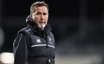 Sharks Super rugby head coach Robert du Preez