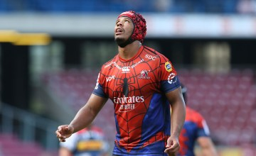 Marvin Orie returns to Super rugby action.