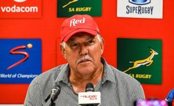 Bulls super rugby head coach Pote Human