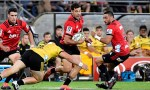 David Havili has been named Crusaders super rugby captain this weekend