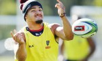 Sione Tuipulotu will play Super rugby this weekend at centre