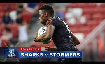 Super Rugby, Super 15 Rugby, Super Rugby Video, Video, Super Rugby Video Highlights ,Video Highlights, Sharks , Stormers , Super15, Super 15, SuperRugby