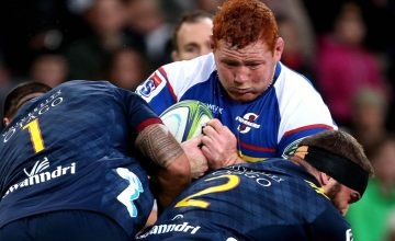 Stormers stand-in skipper Steven Kitshoff has been named to play this weekend