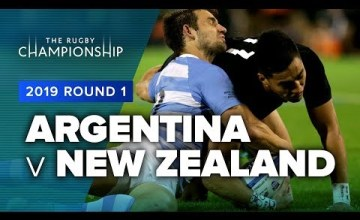 Rugby Championship, New Zealand, Argentina ,  , All Blacks, Bledisloe Cup, Rugby Championship Video Highlights ,Video Highlights, Video,