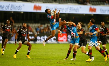 Sharks beat Bulls in Super Rugby derby at Kings Park, Durban