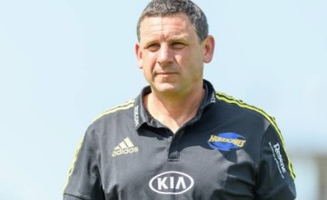 Hurricanes Super rugby head coach Jason Holland