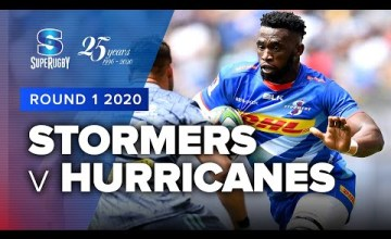Stormers v Hurricanes Rd.1 2020 Super rugby video highlights | Super Rugby Video Highlights