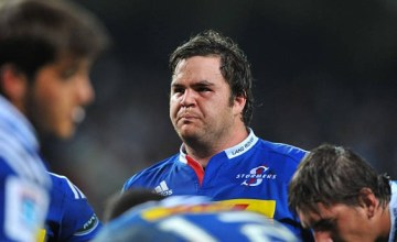 Frans Malherbe will play his 100th Super Rugby match