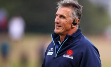 Waratahs Super rugby head coach Rob Penney