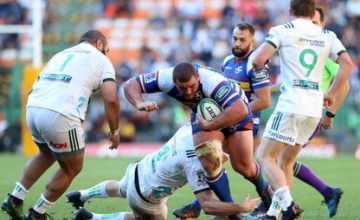 Wilco Louw starts for the Stormers this weekend