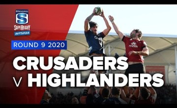 Crusaders v Highlanders Rd.9 2020 Super rugby Aotearoa video highlights | Super Rugby Aotearoa Video Highlights