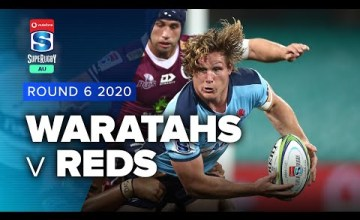 Waratahs v Reds Rd.6 2020 Super rugby AU video highlights | Super Rugby AU Video Highlights