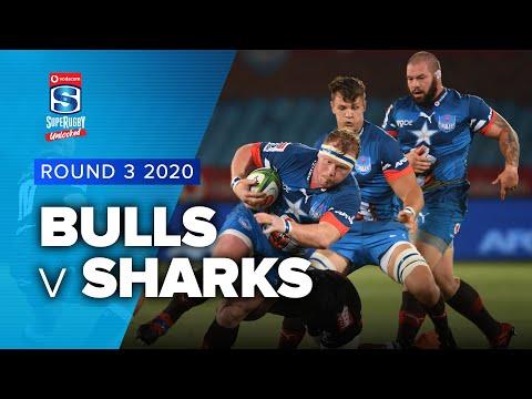 Bulls v Sharks Rd.3 2020 Super rugby unlocked video highlights | Super Rugby unlocked Video Highlights