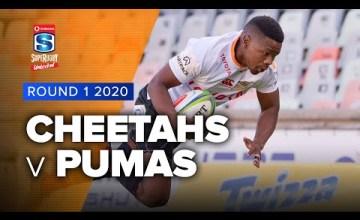 Cheetahs v Pumas Rd.1 2020 Super rugby unlocked video highlights | Super Rugby unlocked Video Highlights