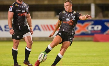 Curwin Bosch kicks Sharks to victory over Griquas at Tafel Lager Park in Kimberley