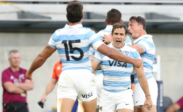 Sanchez leads Argentina to historic 25-15 win over New Zealand