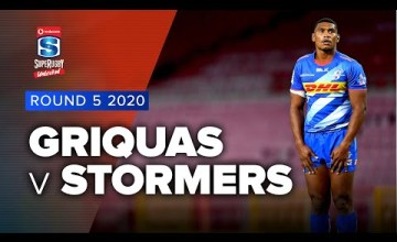 Griquas v Stormers Rd.5 2020 Super rugby unlocked video highlights