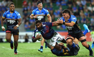 Super Rugby AU Round 4, Western Force vs Rebels