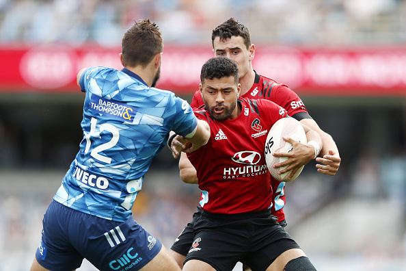 Majestic Mo'unga stars as Crusaders slay Blues - Super Rugby | Super 15 Rugby and Rugby Championship News,Results and Fixtures from Super XV Rugby